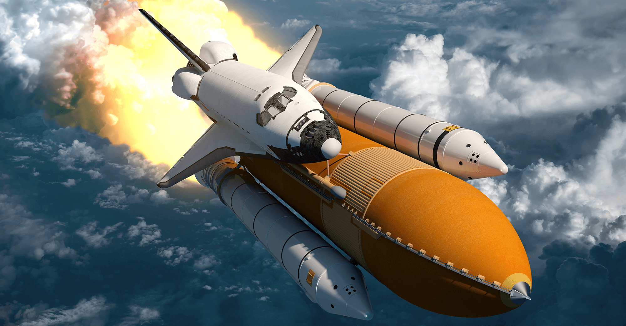 Rocket-booster