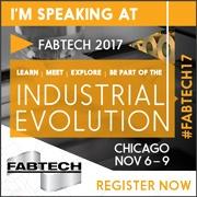 Fabtech 2017 Speaker