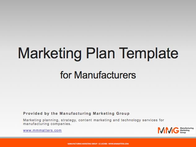 Writing A Marketing Plan Template | Marketing Plan Example Template Sample Marketing Plan