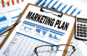 marketing plan for manufacturing company