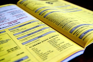 secret to growth is not the yellow pages