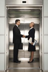 elevator pitch template