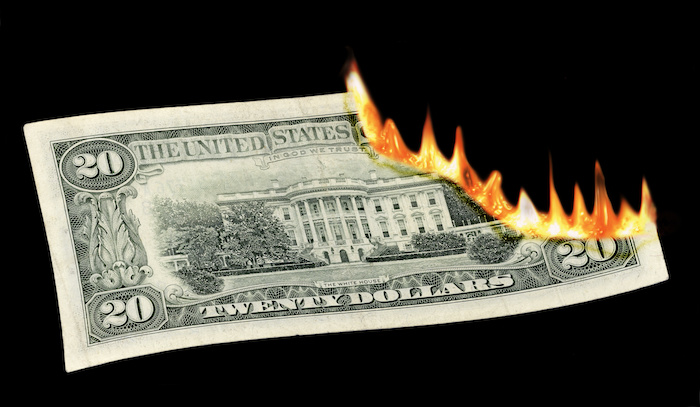 Wasting money-BANNER