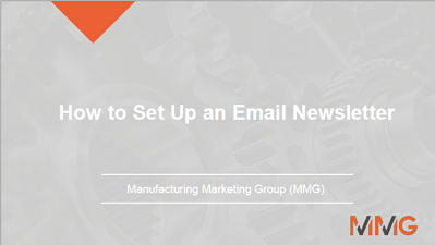 Webinar-email newsletter-slides