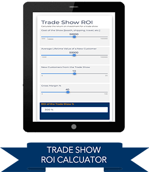 trade show ROI calculator