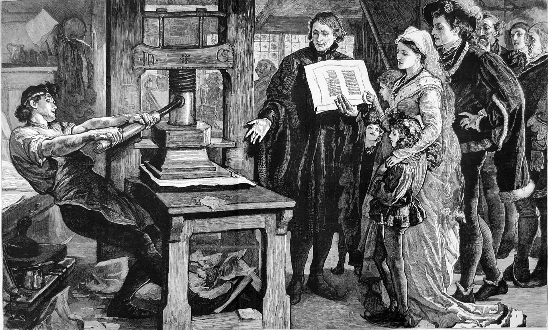 Bigger than Gutenberg's Invention, it's the Secret to Growth
